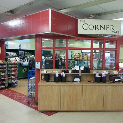 HGH Corner Cafe
